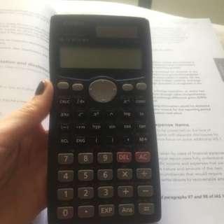 Casio fx-991MS Financial Calculator