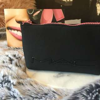 Mac Makeup Bag, Limited Edition