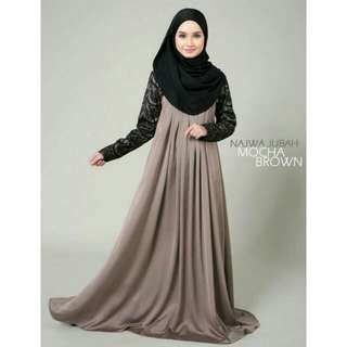 Bellaammara Najwa jubah