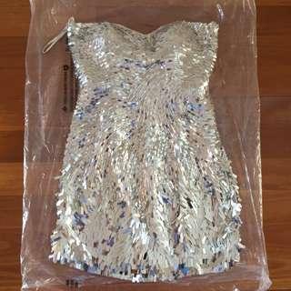 SHERRI HILL DRESS  *PRICE REDUCED*