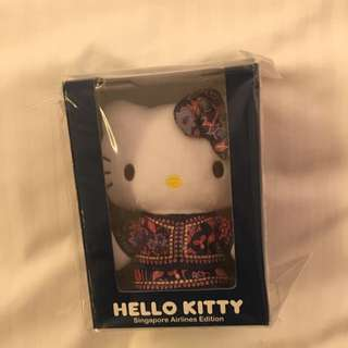 SIA Hello Kitty Brand New Limited Stock