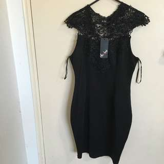 Brand New From Chicabooti Going Out Dress
