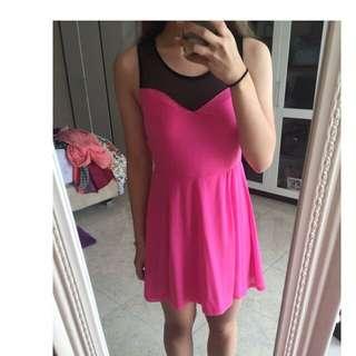 H&M Pink Dress