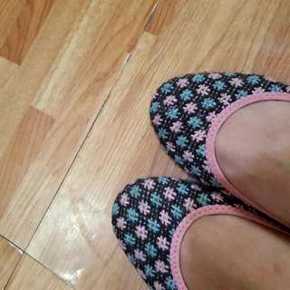 Cute Knitted Flat Shoes
