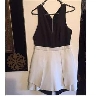 Wayne cooper monochrome dress size 10
