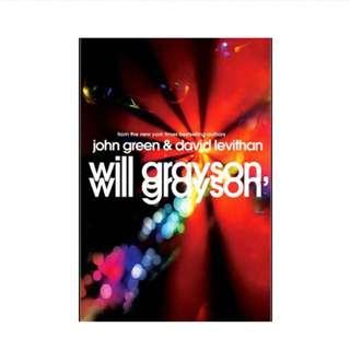 Will Grayson, Will Grayson Paperback