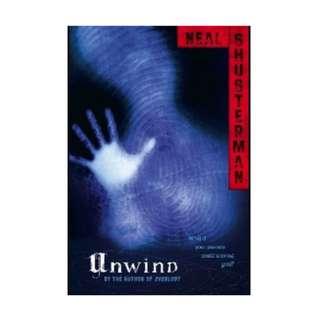 Unwind Paperback