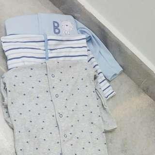 New mothercare sleepsuit 12m-18m