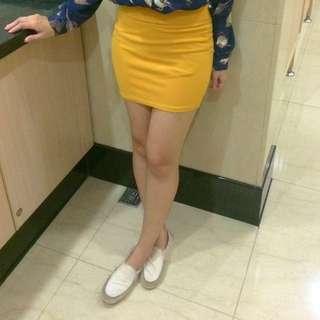 彈性 貼身 窄裙