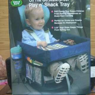 兒童 玩具 托盤 隨身桌子