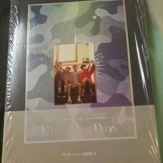 BTS Now3 Ready Stock