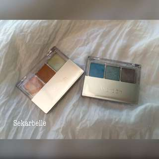 Wardah Eyeshadow And Double Function Kit