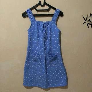 Daisy Blue Dress