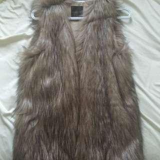 Dynamite Fur Vest