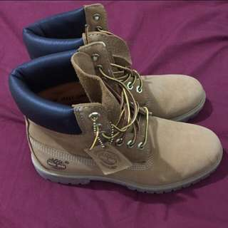 Timberland Boots Size Us7
