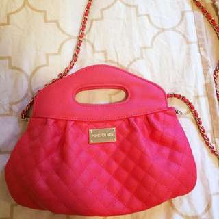 Forevernew pink purse/bag