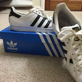 Adidas Superstar NEAR NEW