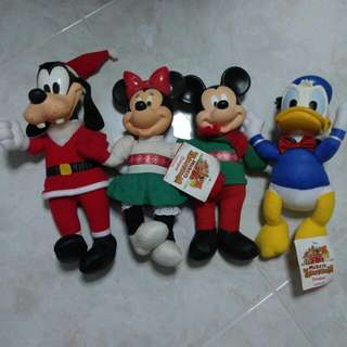 McDonald's Disneyland Toontown Stuff Toys