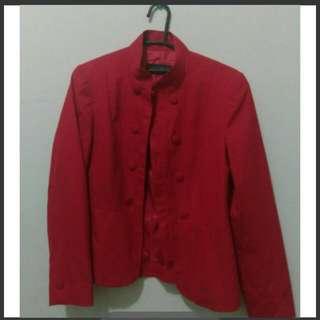 Invio Blazer Merah