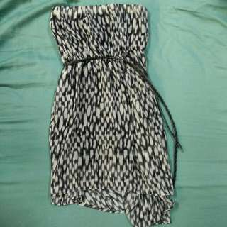 Strapless Dress Size:M