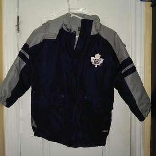 Toronto Maple Leafs Winter Coat