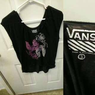 Vans T-shirt Size:S