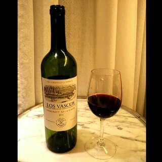 《好酒推介》2013 年智利出品Los Vascos Cabernet Sauvignon Lafite