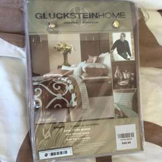 Glukstein Home Duvet Cover And Sham