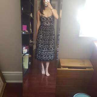 NWOT Club Monaco Lace Dress