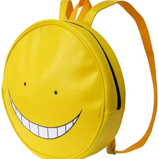 暗殺教室微笑包