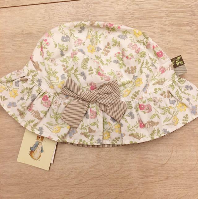 奇哥 女童 遮陽 帽子