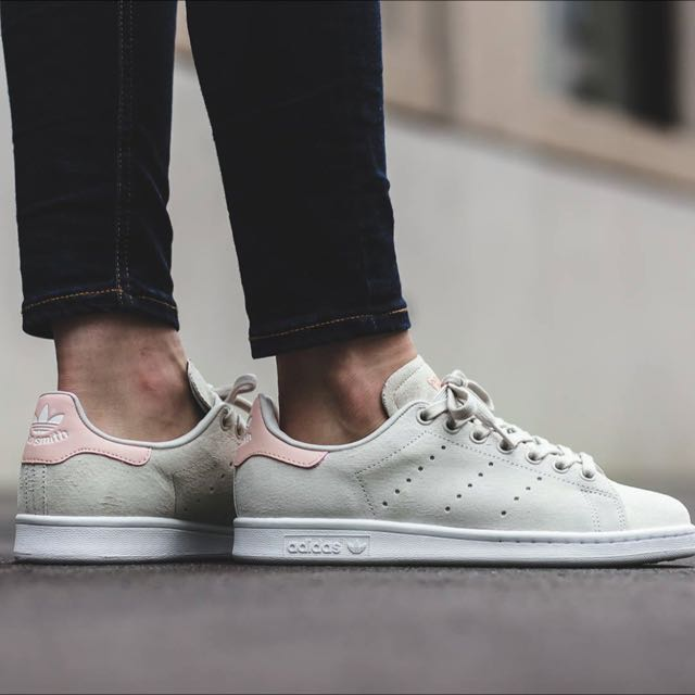 adidas stans smith pearl