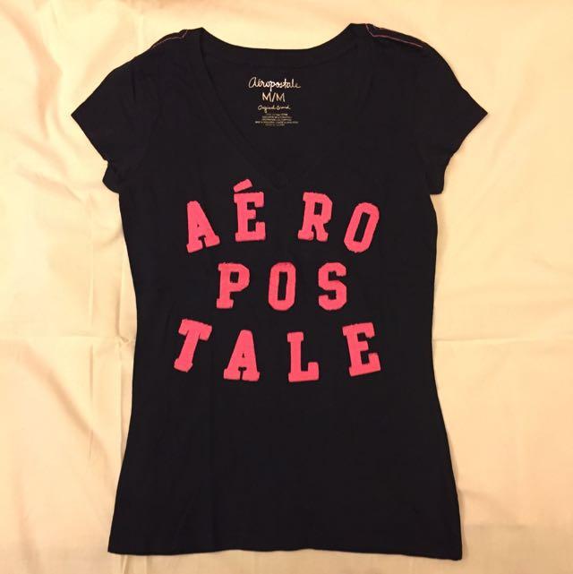 Aeropostale 黑色上衣