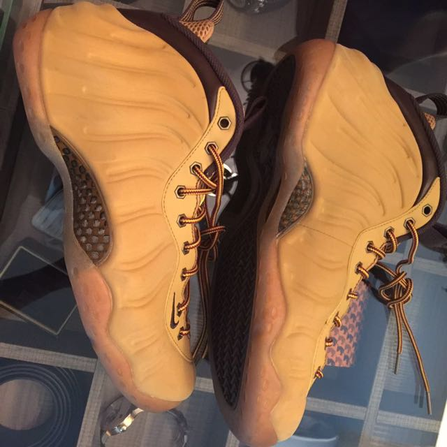 pretty nice 23621 610ff Air Foamposite One Prm