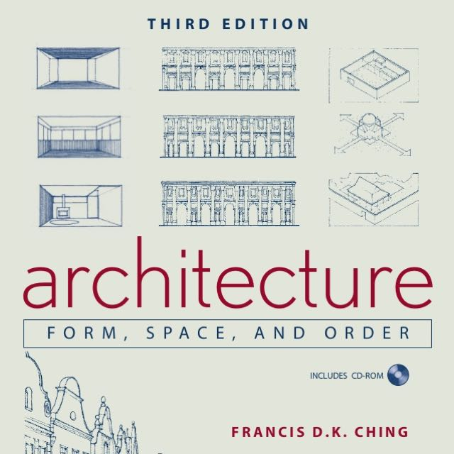 Form Space And Order By Francis Dk Ching on