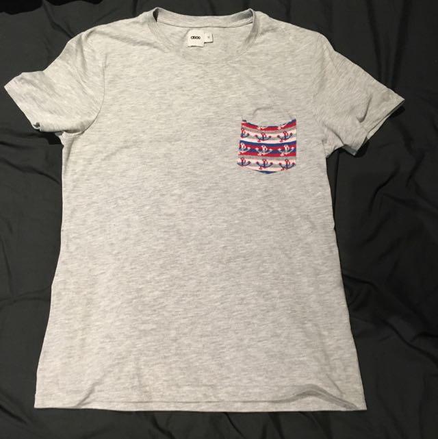 Asos Grey Tshirt