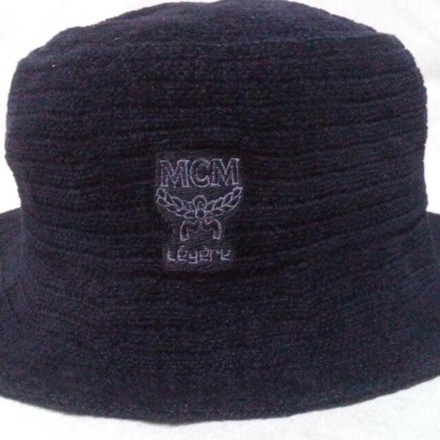 91c3cd41bbf ... norway auth mcm legere bucket hat fesyen lelaki pakaian di carousell  57870 8d6fe