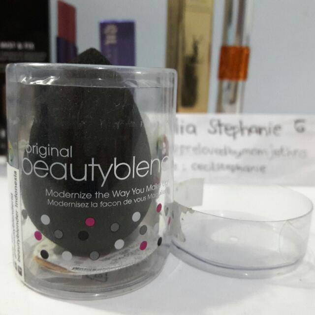BEAUTY BLENDER PRO SINGLE Black