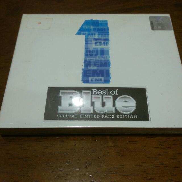 Blue Best Of Special Limited Fans Edition 2 CD Brand New Sealed James Duncan Lee Ryan