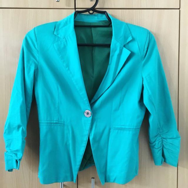 Bluegreen Blazer (Medium)