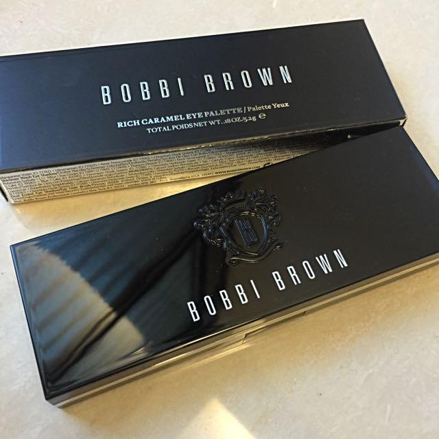 Bobbi Brown 韓流主角眼彩盤