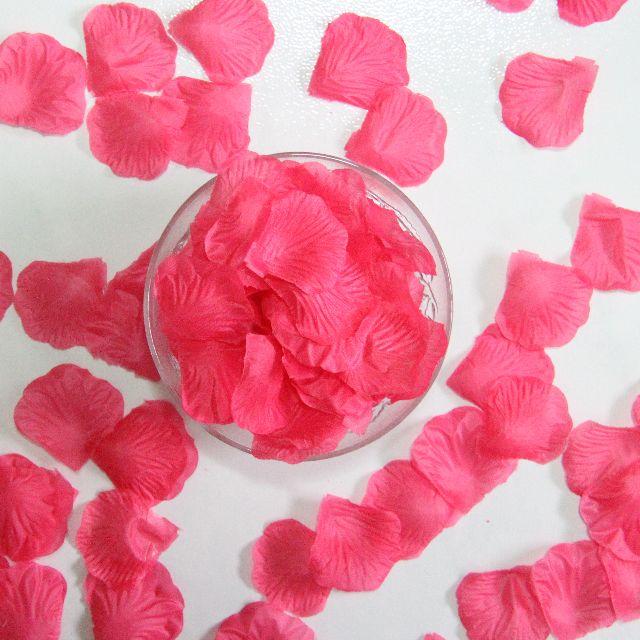 Brand new fake flower petals hot pink everything else others on brand new fake flower petals hot pink mightylinksfo