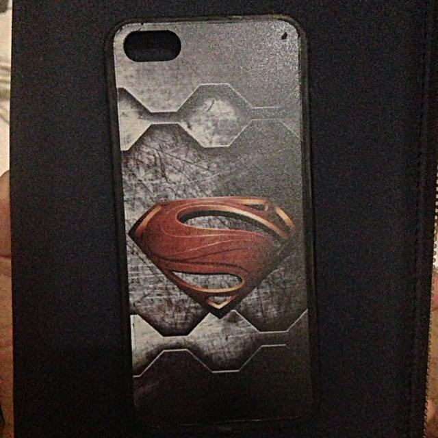 Case Superman Ip 5/5s