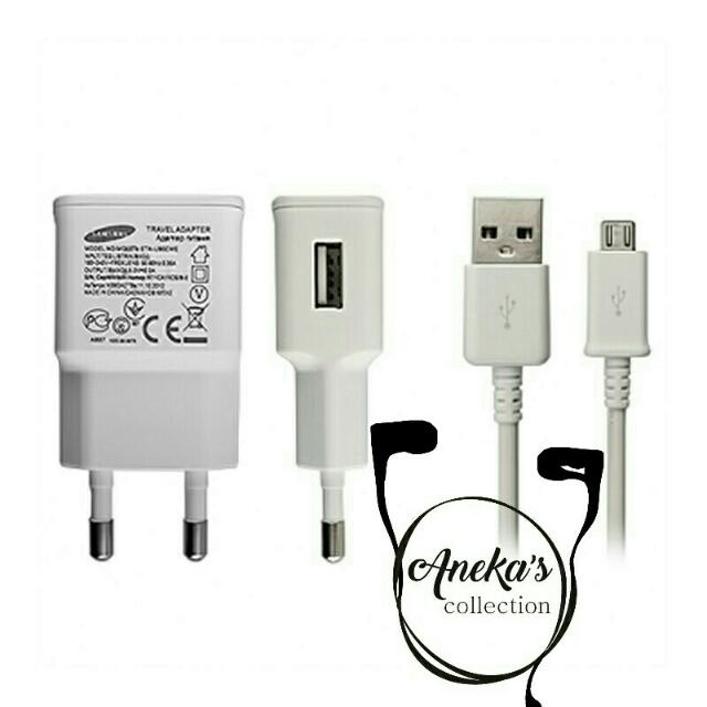 [Sold Out] Charger Samsung 2A for Android (Fast Charging)