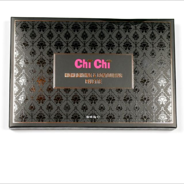 [PENDING] Chi Chi Highlighting & Contouring Palette