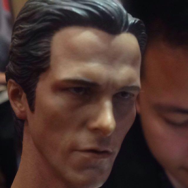Christian Bale Headsculpt