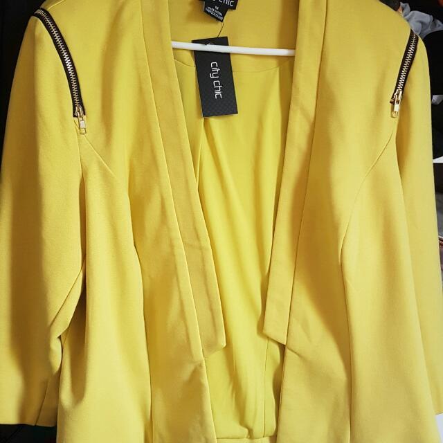 City CHIC jacket