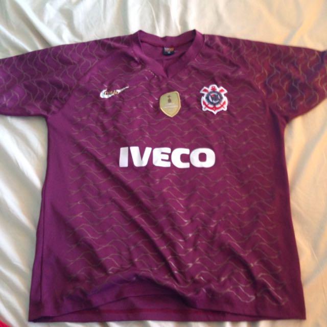 Corinthians jersey