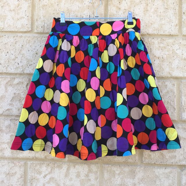 Dangerfield Revival Skirt, Size 8
