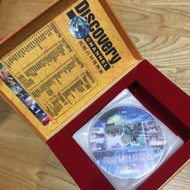 Discovery DVD 百科博物館